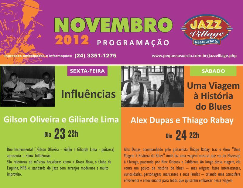 Jazz Village 24-11-2012