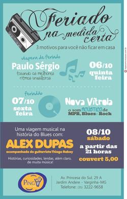 Pinga com Torresmo 08-10-2011