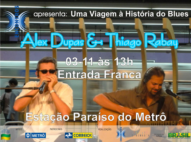 Projeto Encontros 03-11-2012