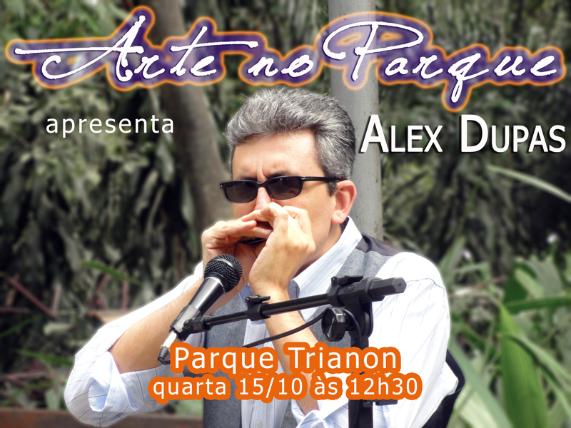 Arte no Parque Trianon 15-10-2014