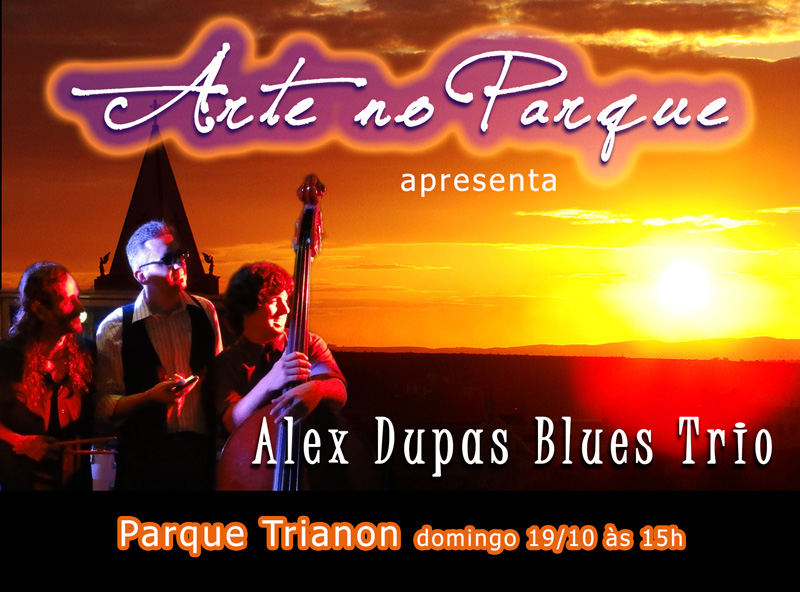 Arte no Parque Trianon 19-10-2014