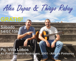 Parque Trianon 14-07-2012