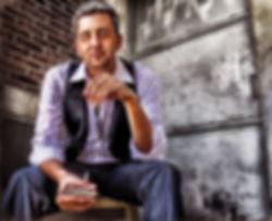 Alex Dupas: gaitista, compositor, cantor