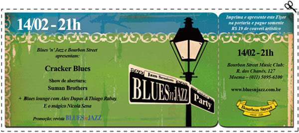 Bourbon Street 14-02-2012