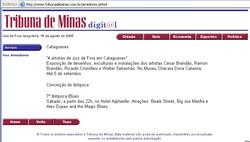 Ibitipoca Blues 20-08-2005