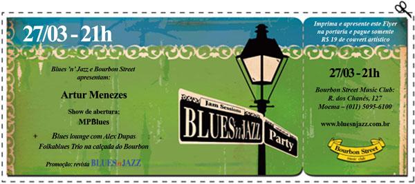 Bourbon Street 27-03-2013
