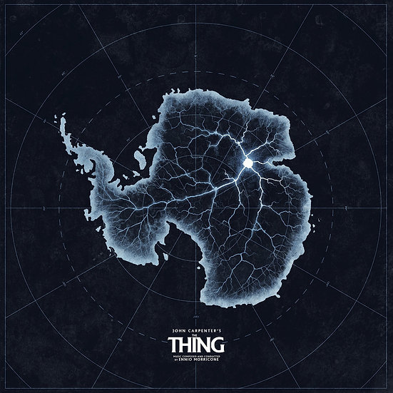 John Carpenter's The Thing - Waxwork Record 2020 Release