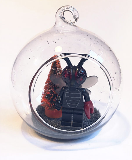 Insect Man Bauble