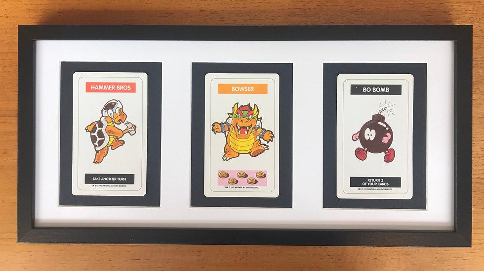 Super Mario Bros Trio Picture