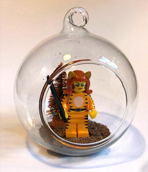 Lego Catlady Bauble