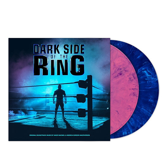 Dark Side of the Ring TV Score Waxwork Records
