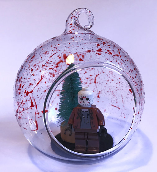 Jason (Friday 13th) Bauble