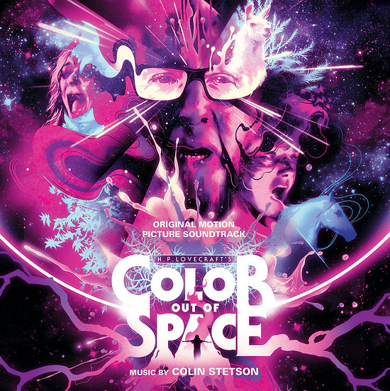 Color Out Of Space - Waxwork Records