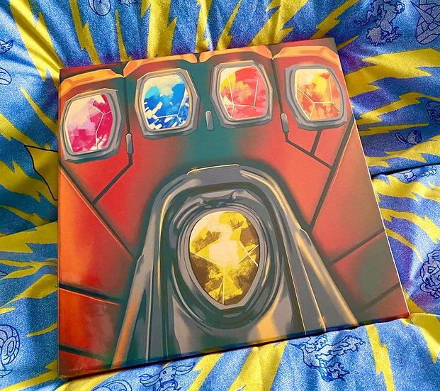 Marvel's Avengers Infinity War/Endgame 6xLP Box Set