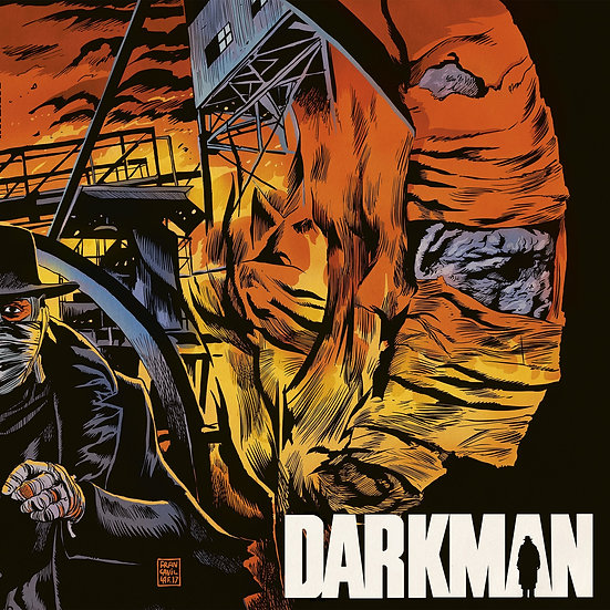 Darkman OST Danny Elfman