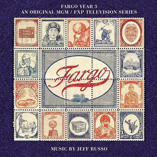 Fargo Series 3 (2LP) TV Series