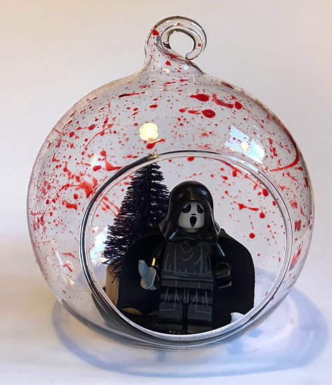 Ghostface Killer Bauble