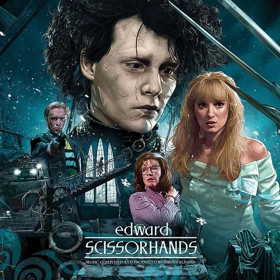 Edward Scissorhands (2020 Waxwork Records)