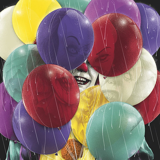 Stephen King's IT Mini Series Soundtrack- Waxwork Records