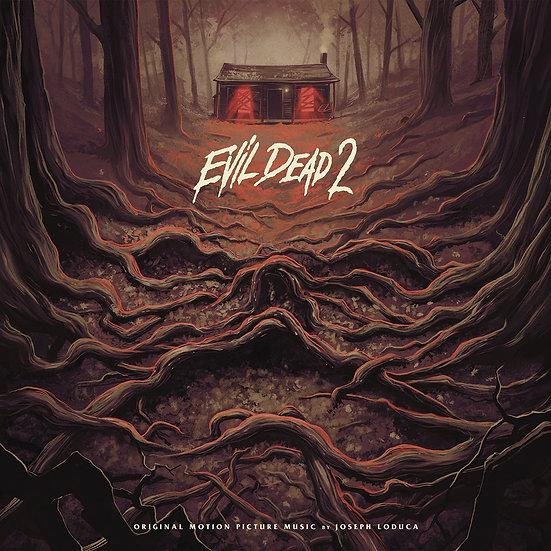 Evil Dead 2 Soundtrack - WaxWork Records