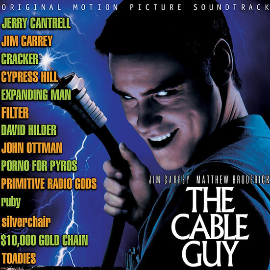 Cable Guy RSD2019 New/Opened
