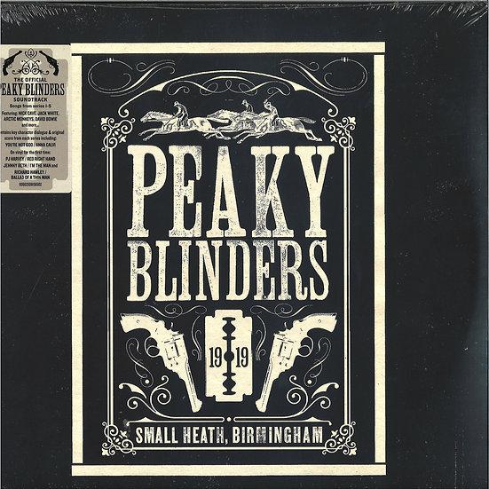 Peaky Blinders OST 3 x LP