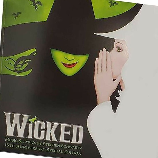 Wicked Limited Edition (Split Colour Vinyl)