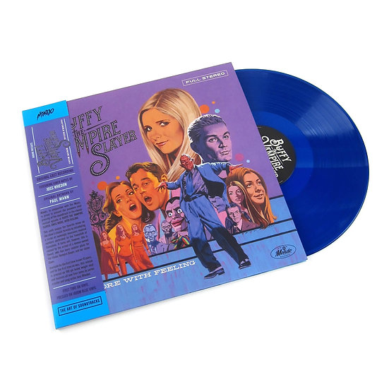 Buffy The Vampire Slayer -  Once More with Feeling (Blue Vinyl)