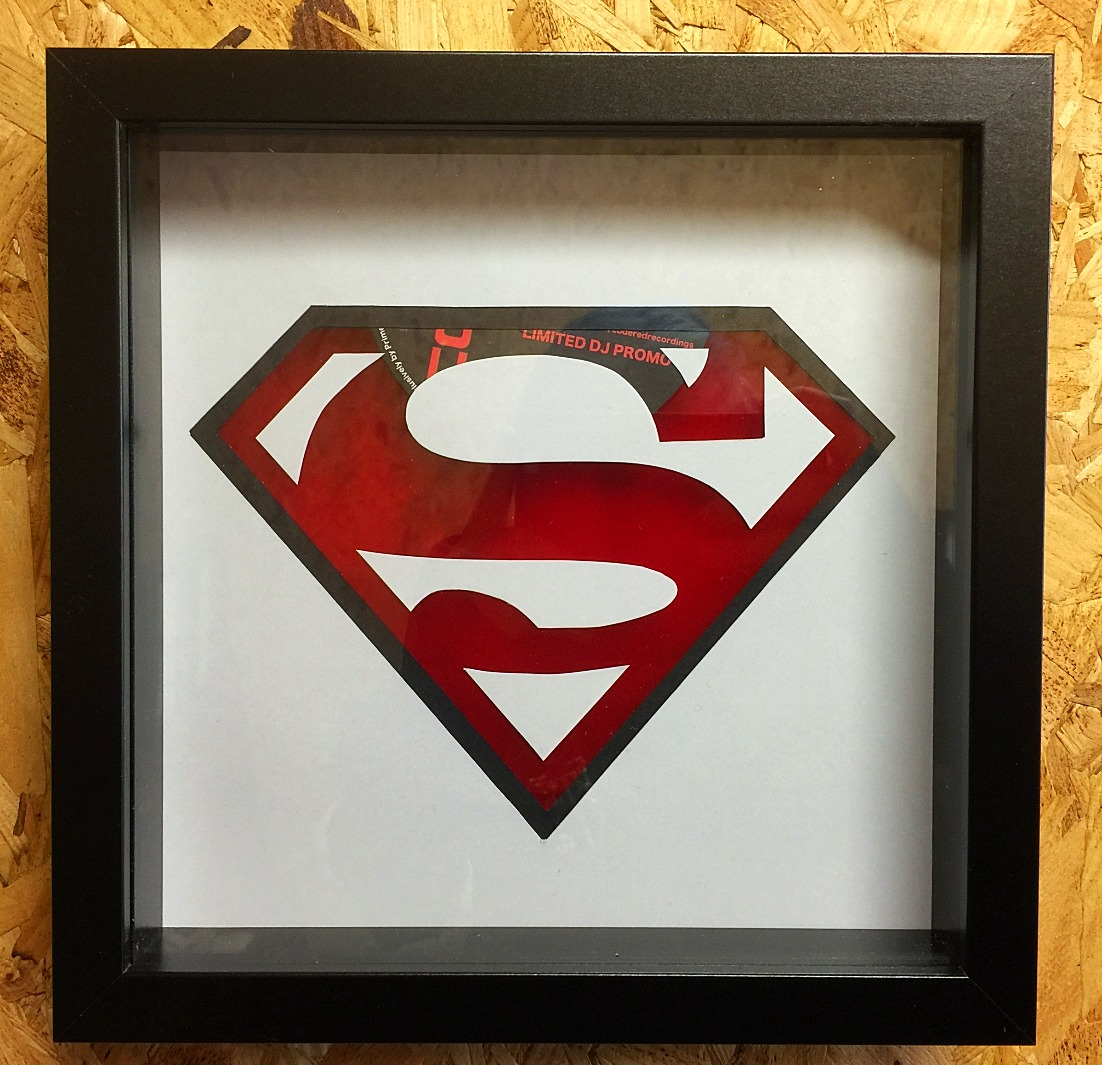 Superman Red Vinyl