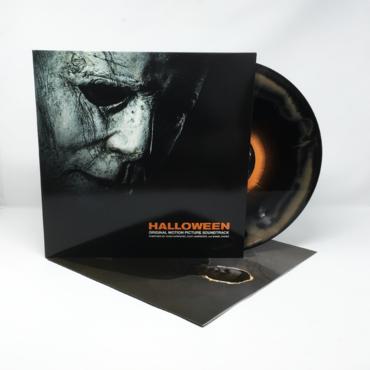 Halloween 2018 Black and Orange swirl limited to 750 John Carpenter