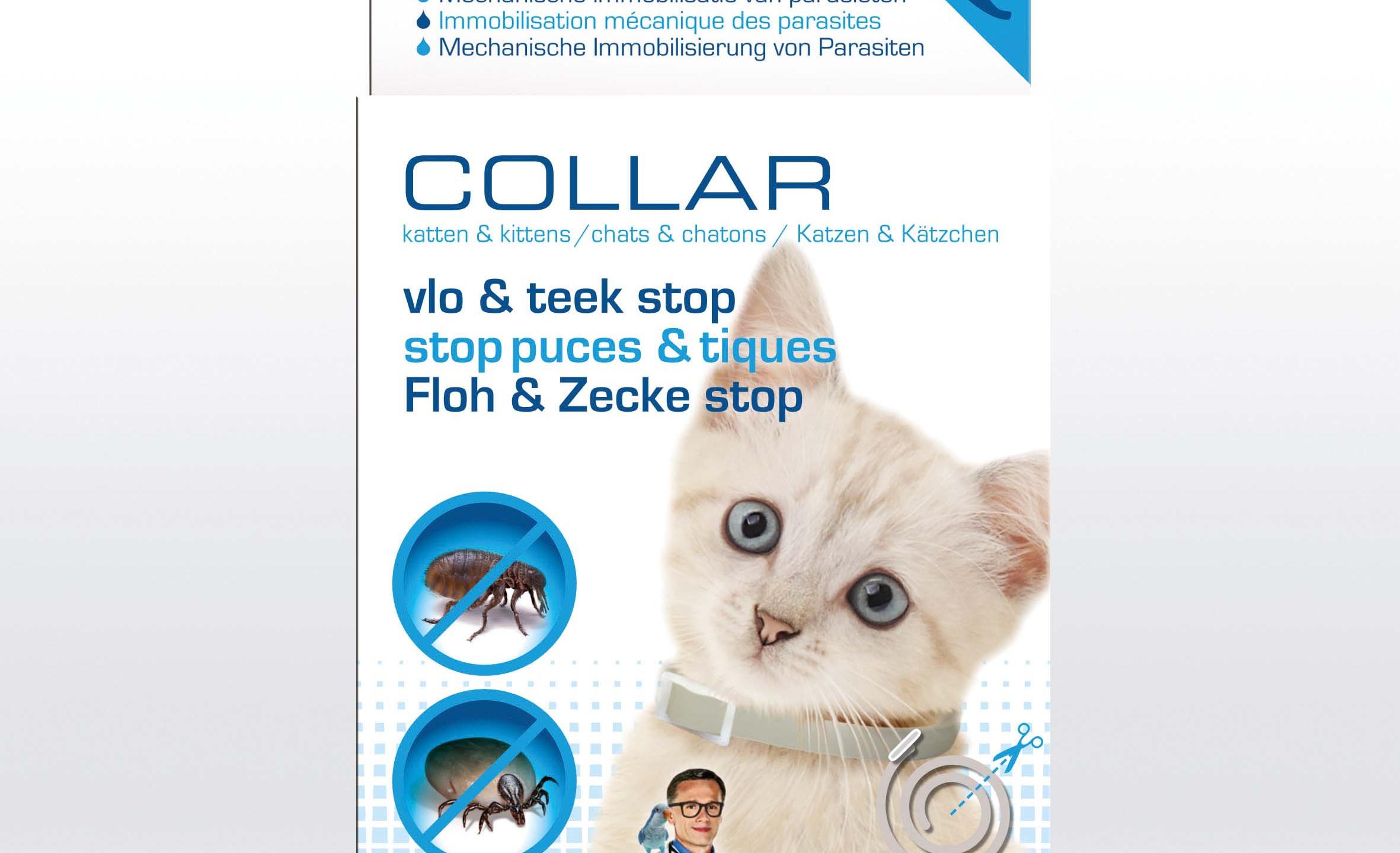 The Pet Doctor Collar kat