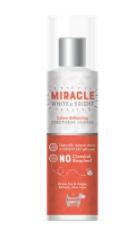miracle white and bright shampoo