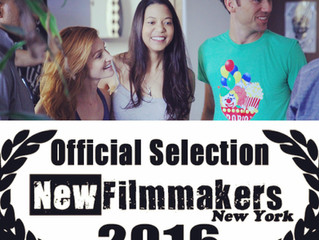 Festival Update: Pro-Ana accepted into NewFilmmakers New York!