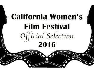 Festival Update: Pro-Ana is screening on January 8 at California Women's Film Festival!