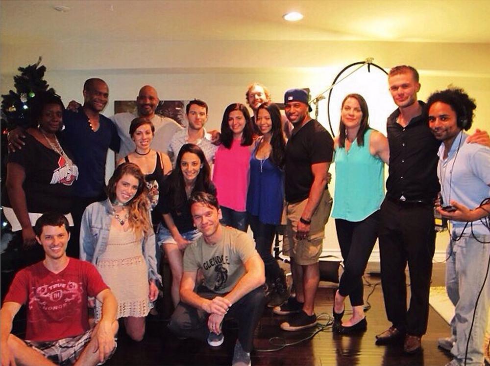 Pro-Ana Cast & Crew