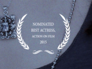 Festival Update: Pro-Ana, the film is an award nominee!