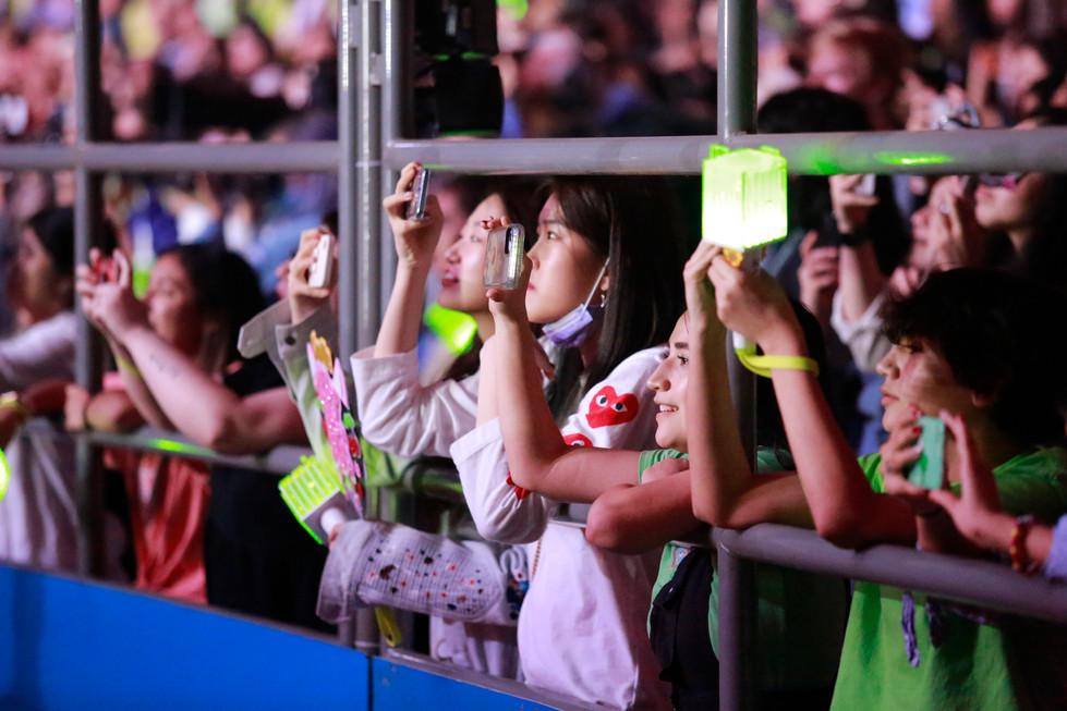 NCT 127 Fans // 2020 - Houston Press