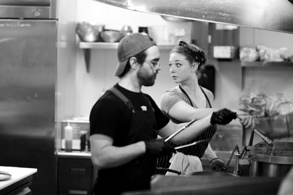 Rudyards Kitchen // 2020