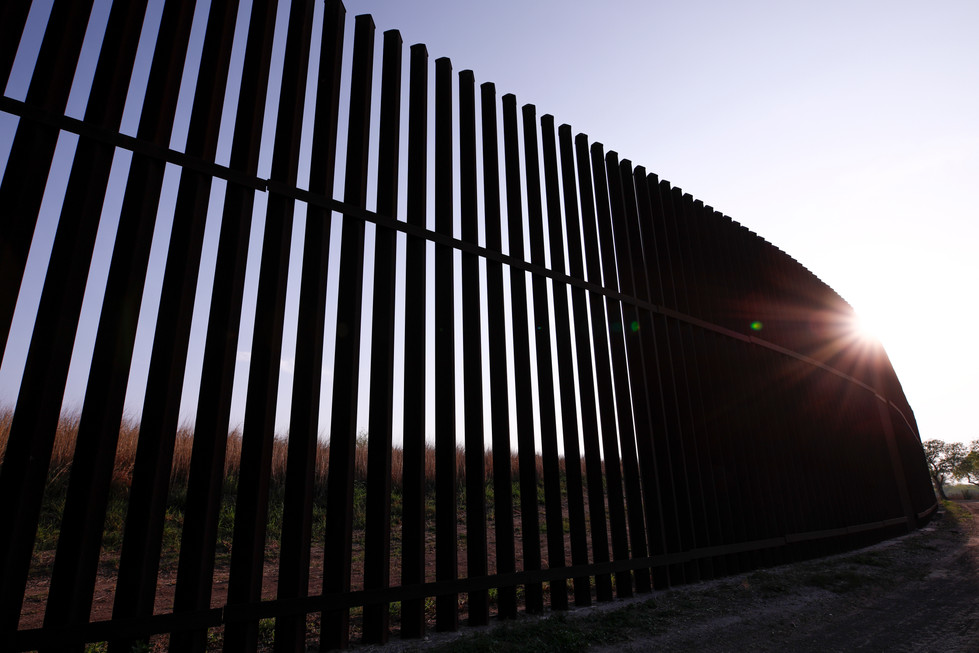 U.S.-Mexico Border - New York Post // March 23rd, 2021