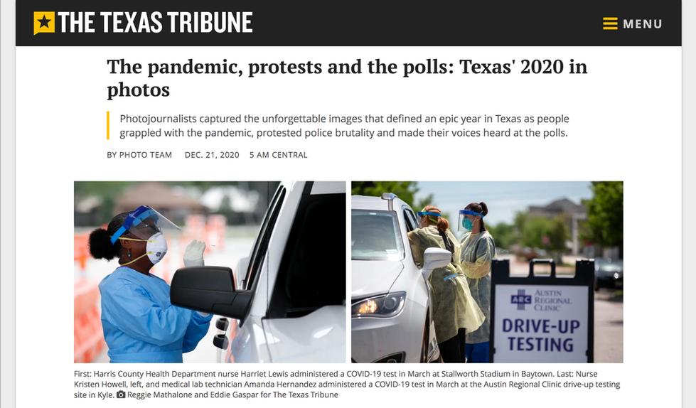 The Texas Tribune // December 21st, 2020