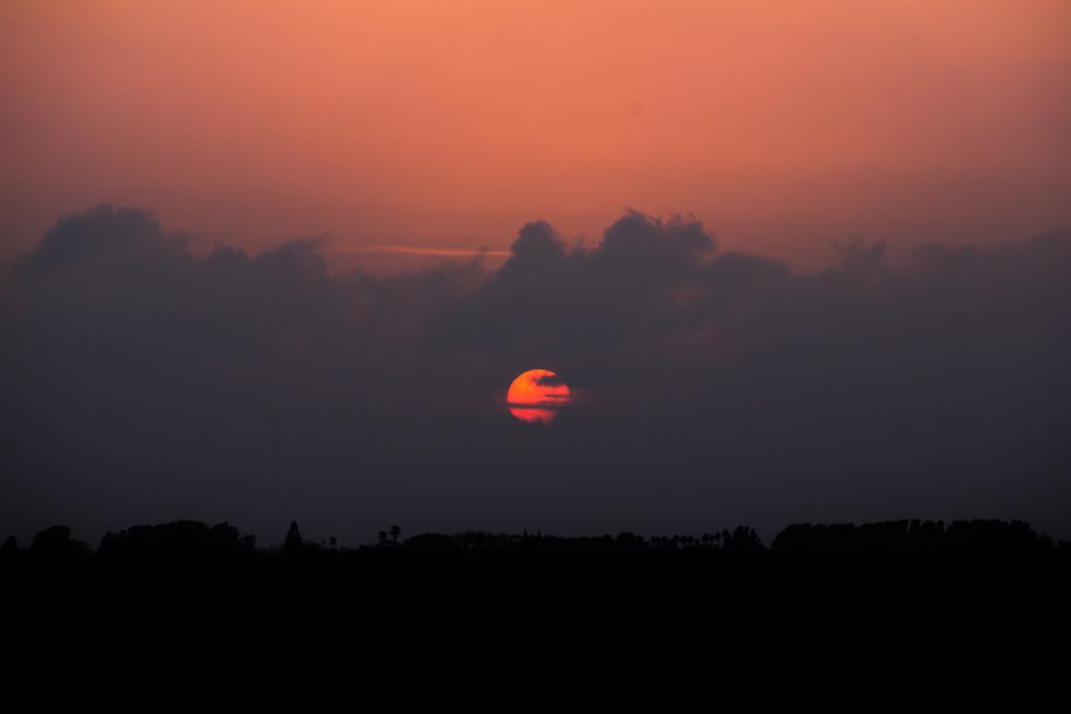 Sunset in Boca Chica // 2021