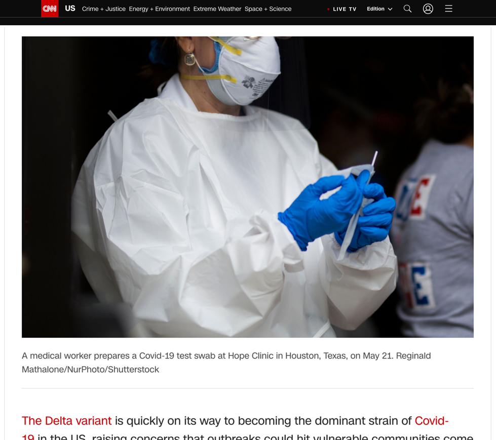 CNN // June 14th, 2021