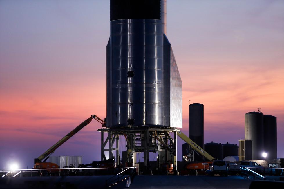 SpaceX Starship SN15 // 2021