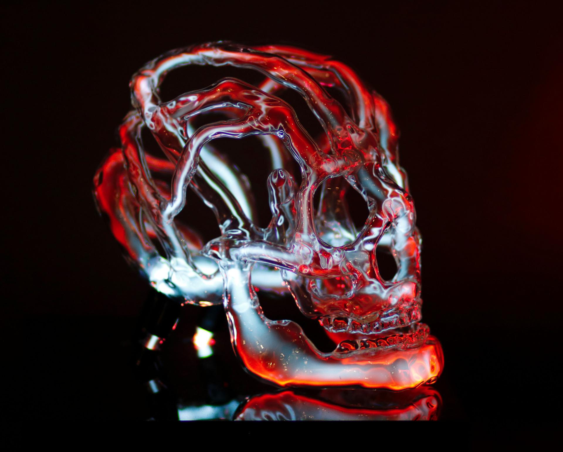 Eric Franklin Skull // 2018