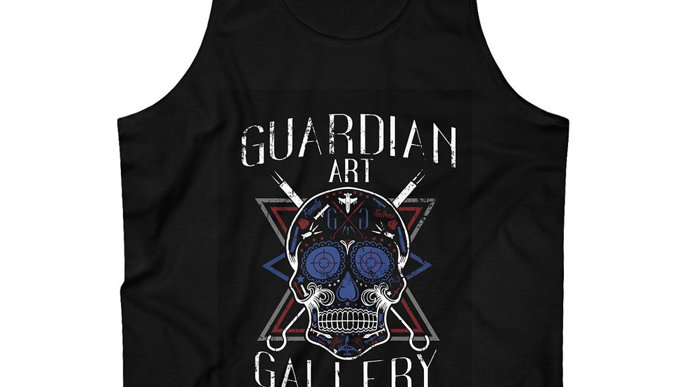 Guardian Art Gallery Tank Top