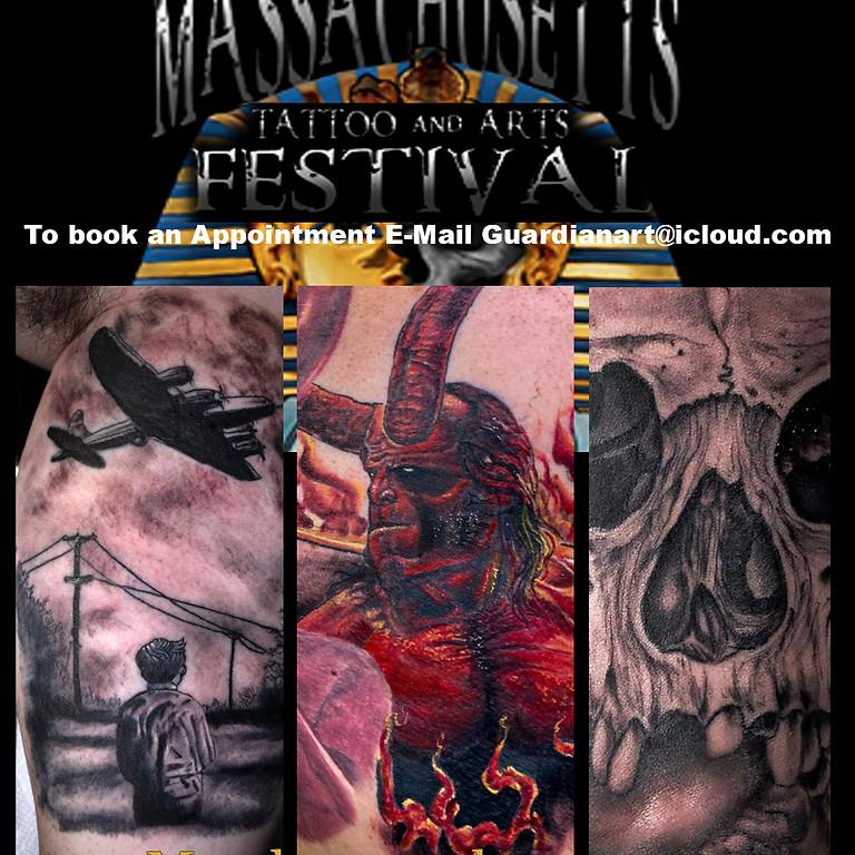 The Massachusetts Tattoo and Art Festival