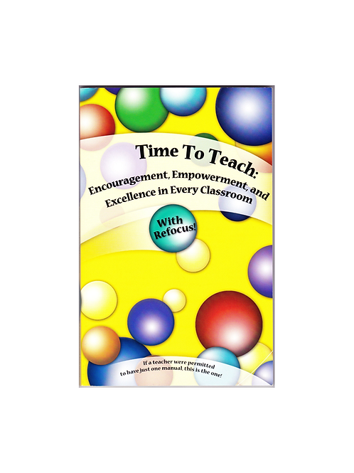 Yellow Book - Classroom Management