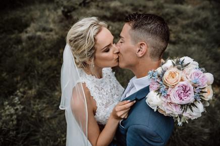 Bruid: Ellen Scholten