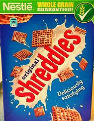 Original SHREDDIES