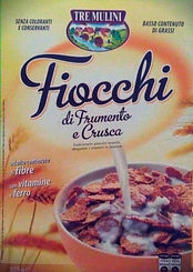 FIOCCHI DI FRUMENTO E CRUSCA